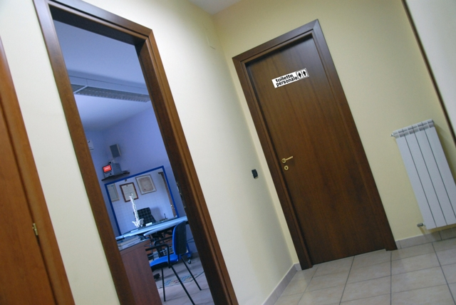 Studio 1 e Toilette disabili e personale